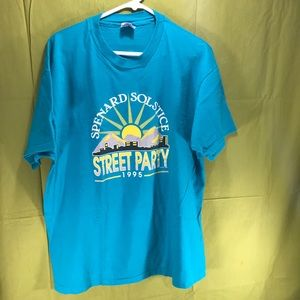Vintage 1995 Anchorage Alaska Spenard Summer tee